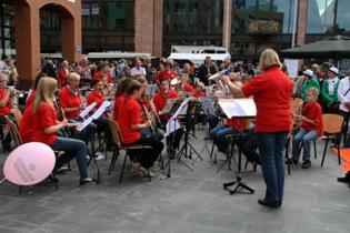 Advendo nijverdal leerlingenorkest for Avondvierdaagse nijverdal