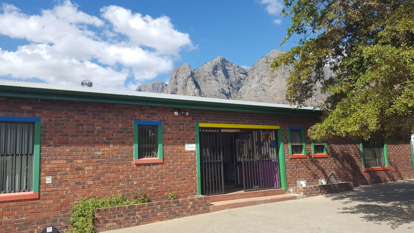 Klaslokaal Zuid-Afrika