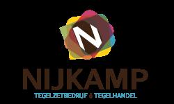 Logo van Nijkamp tegels