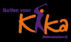 Logo van Golfen voor Kika