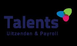Logo van Talents Uitzendbureau