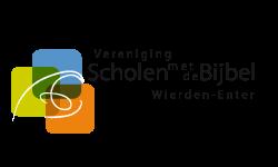 Logo van Vereniging Scholen met de Bijbel Wierden-Enter