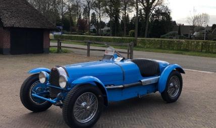 Bugatti T57 Mille Miglia