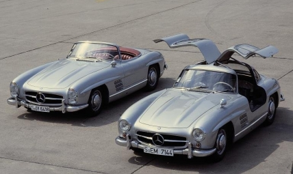 We are looking to buy: Mercedes 300 SL