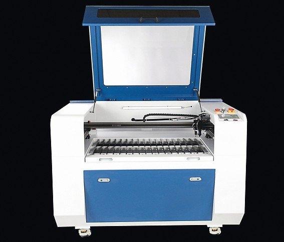 Lasermachine voor het lasersnijden en graveren!