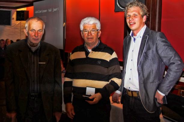 Ina Dennekamp en Jan Smeijers benoemd tot leden van verdienste