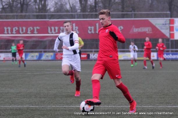 Simon Seppenwoolde geselecteerd voor Oranje onder 14