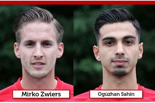 Weekjournaal: Mirko Zwiers en Ogúzhan Sahin stellen zich voor