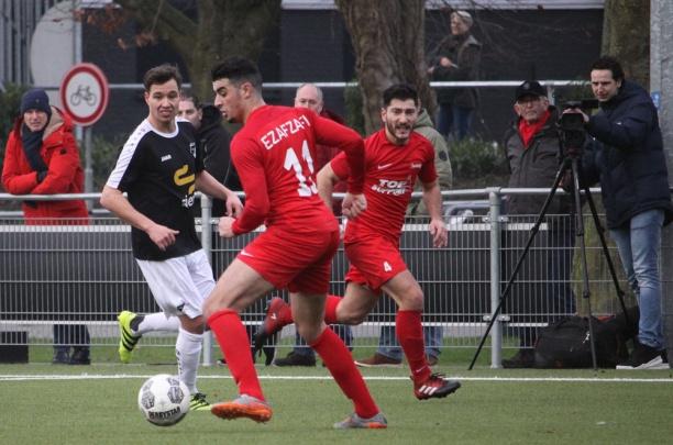 Excelsior'31 verlengt contracten Ezafzafi, Beverdam, Penterman en Baysoy