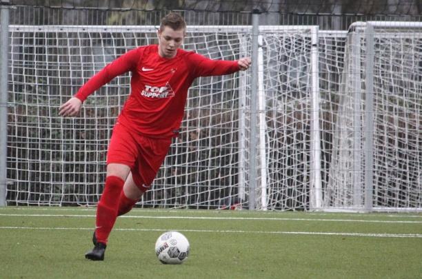 Nieuwe blessure Daan Ligtenberg overschaduwt oefennederlaag Excelsior'31