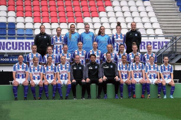 Vanavond bij Excelsior'31: Oefenduel SC Heerenveen Vrouwen - MSV Duisburg