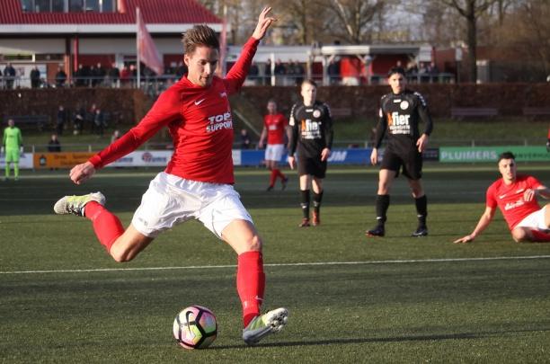 Mirko Zwiers verlengt contract bij Excelsior'31