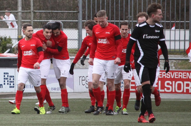 Solide Excelsior'31 wint van AZSV (2-1) (samenvatting & foto's geplaatst)