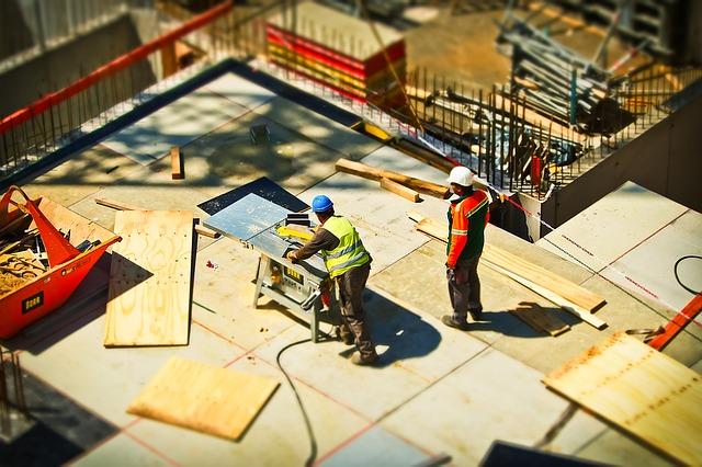 vacature bouwsector