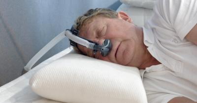 Het Medipas Gezondheidskussen 'op maat' voor apneu patiënten