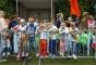 Foto 25 van Eeuwfeest 18 juni 2014 Kinderspektakel groep 1, 2 & 3