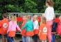 Foto 26 van Eeuwfeest 18 juni 2014 Kinderspektakel groep 1, 2 & 3