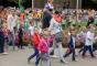 Foto 37 van Eeuwfeest 18 juni 2014 Kinderspektakel groep 1, 2 & 3