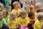 Foto 52 van Eeuwfeest 18 juni 2014 Kinderspektakel groep 1, 2 & 3