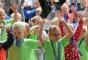 Foto 56 van Eeuwfeest 18 juni 2014 Kinderspektakel groep 1, 2 & 3
