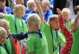 Foto 60 van Eeuwfeest 18 juni 2014 Kinderspektakel groep 1, 2 & 3