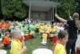 Foto 266 van Eeuwfeest 18 juni 2014 Kinderspektakel groep 1, 2 & 3