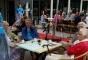 Foto 34 van Eeuwfeest 14 juni 2014, Noabers, Harmonica's, Wilhelmina en Taptoe