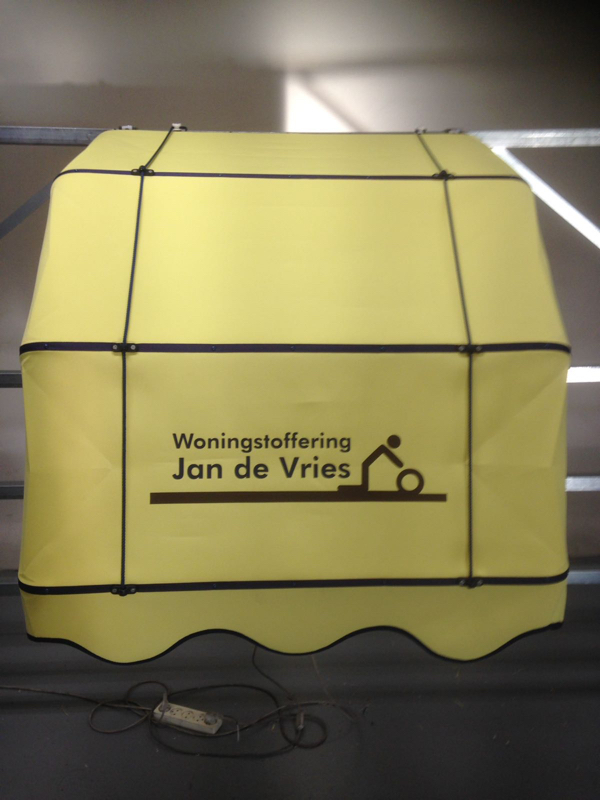 Woningstoffering - Jan de Vries