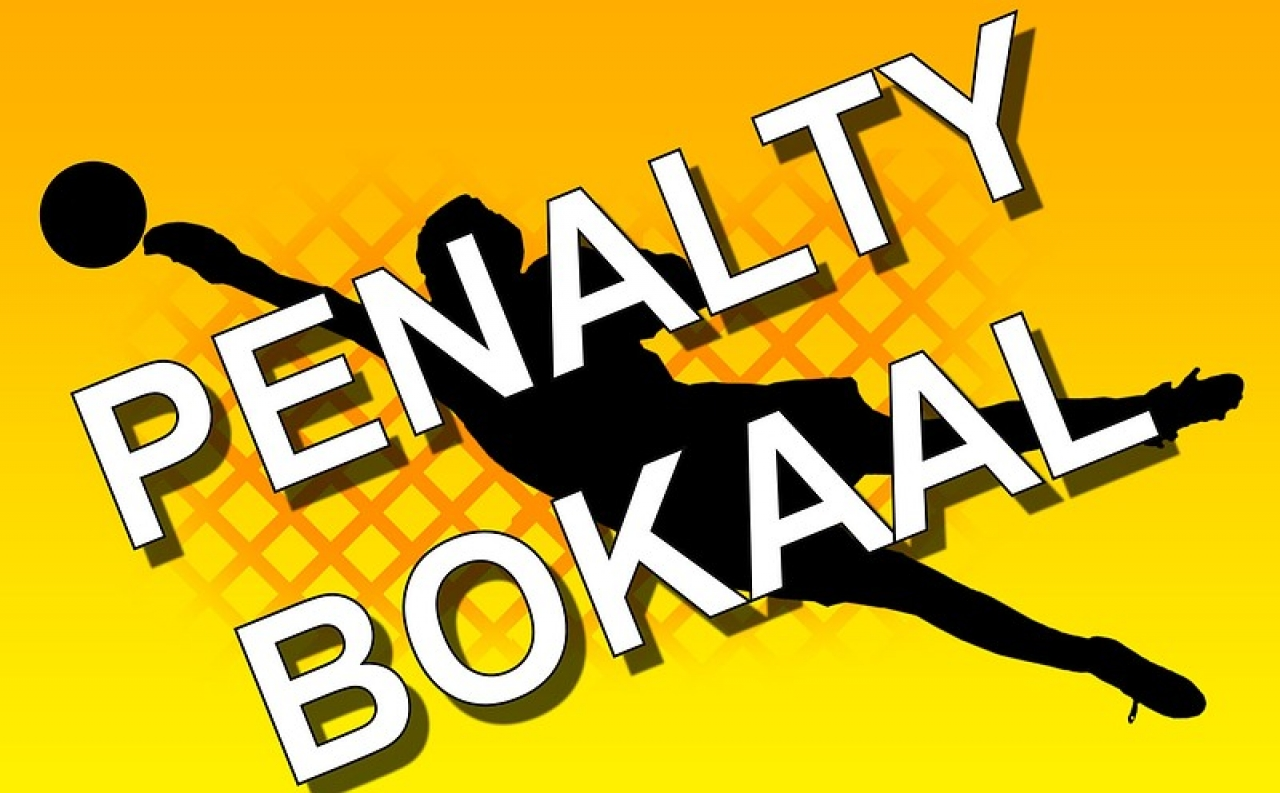 Foto bij Penaltybokaal (jeugd)