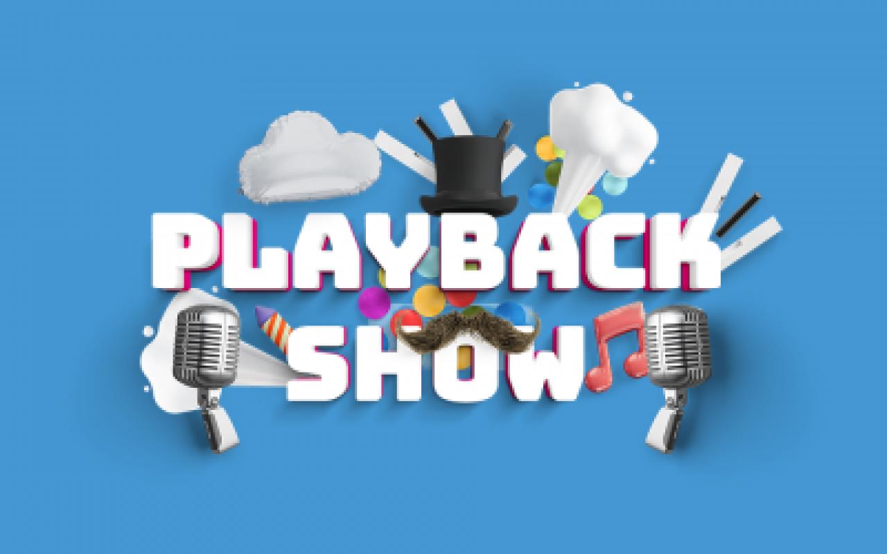 Foto bij Playbackshow