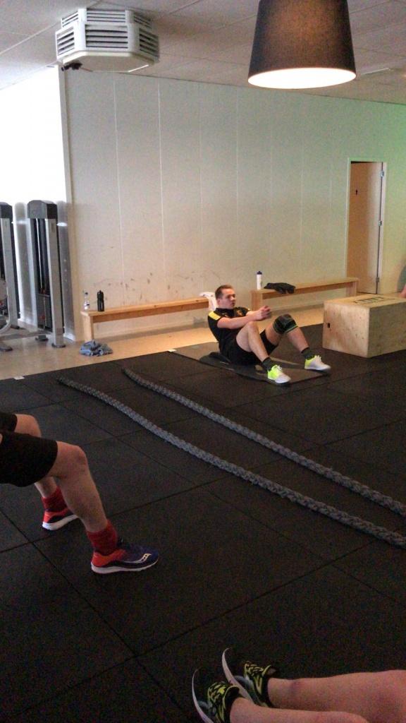 Foto uit album Foto uit album: Training bij Sport Boutique Holten<br />
