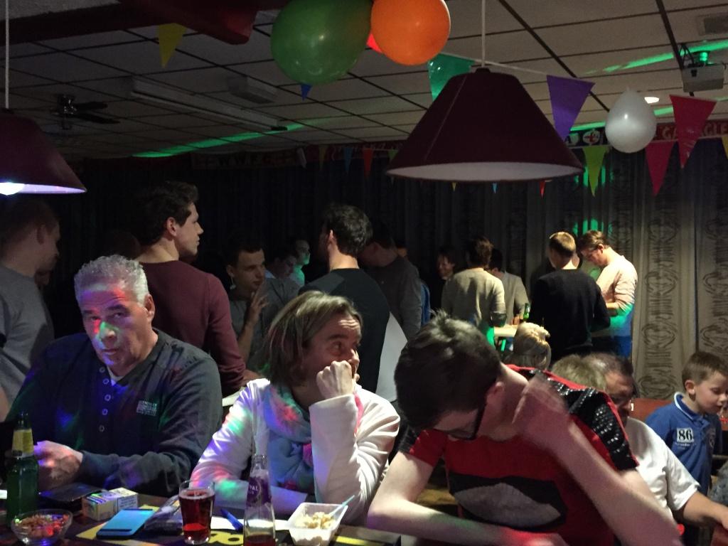 Foto uit album Foto uit album: Foute Muziek Bingo<br />