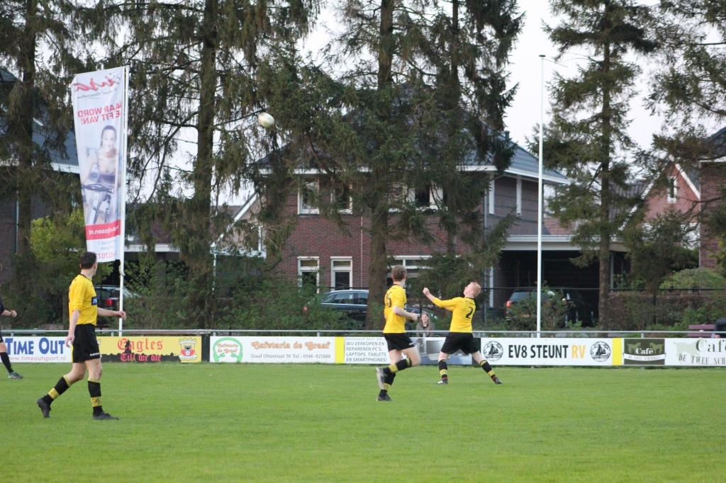 Foto uit album Foto uit album: Rijssen Vooruit - Sp Daarle<br />
