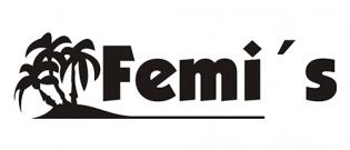 Logo van Femi's eetcafé