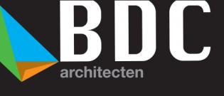 Logo van BDC Architecten