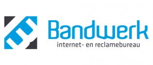Logo van Bandwerk, internet- en reclamebureau