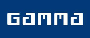 Logo van Gamma