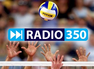 Radio 350 zoekt volleybalverslaggever DS1