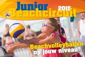 Het beachseizoen van 2015 staat weer voor de deur!