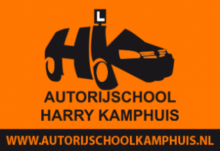 Advertentie van Autorijsschool Harry Kamphuis