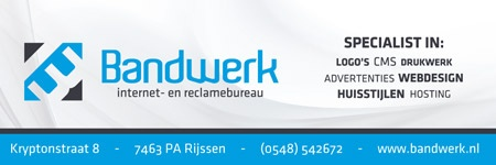 Bandwerk internet- en reclamebureau Rijssen