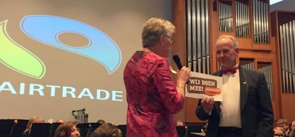 Advendo ontvangt fairtrade certificaat