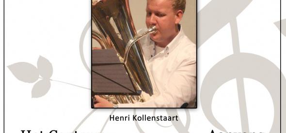 Zomerconcert met solist Henri Kollenstaart