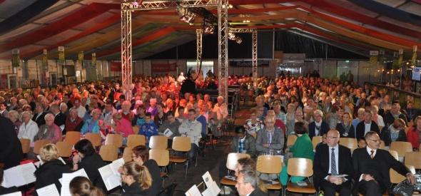 Medewerking kerkdienst Bruisend Nijverdal