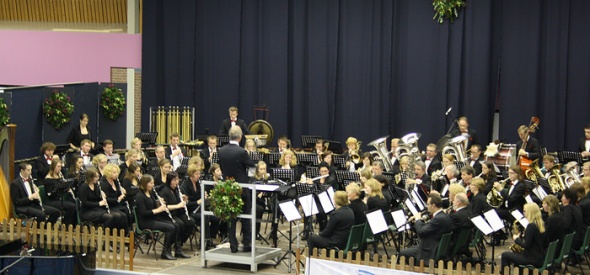 30 november: Concours A-orkest