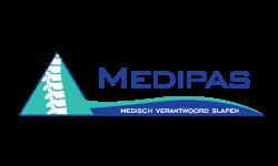 Logo van Medipas Matras