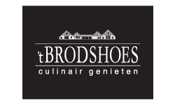 Logo van Restaurant 't Brodshoes