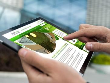 Afbeelding bij Website