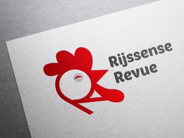 Afbeelding bij Huisstijl Rijssense Revue