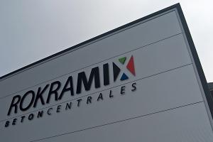 Foto van Rokramix betoncentarale